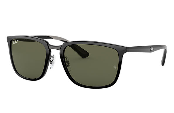 Ray-Ban 0RB4303-RB4303 Black; Brown,Light Brown SUN