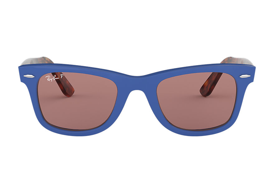 Ray-Ban  sunglasses RB2140 UNISEX 006 wayfarer pop blue 8053672926477