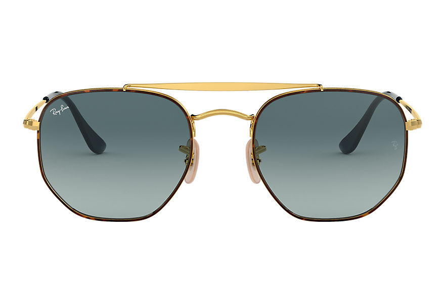 Ray-Ban  sunglasses RB3648 UNISEX 001 marshal 玳瑁啡色 8053672926569