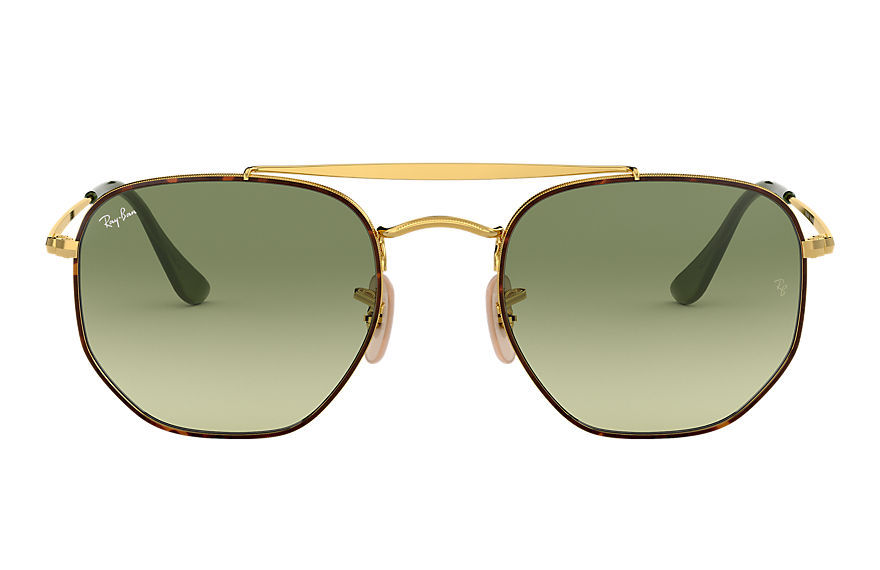 Ray-Ban  sunglasses RB3648 UNISEX 002 marshal 玳瑁啡色 8053672926583