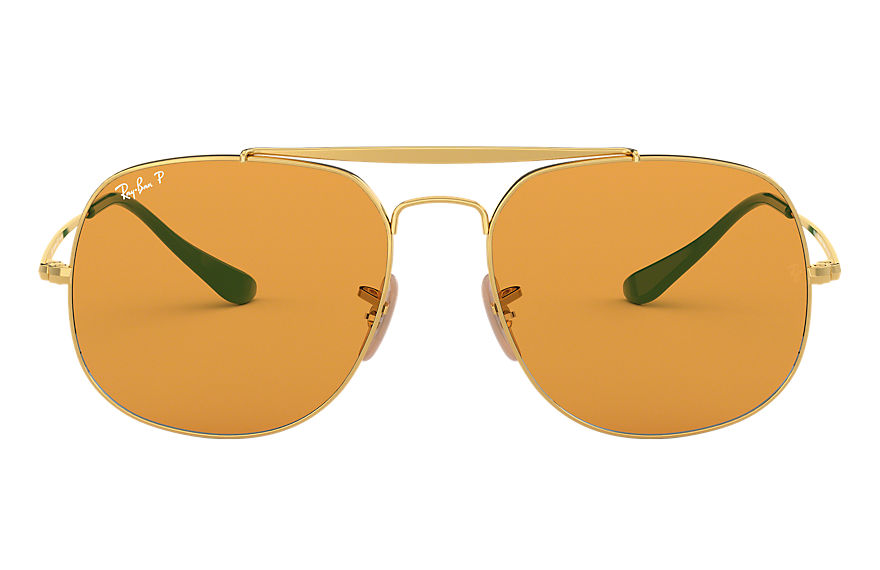 Ray-Ban  sunglasses RB3561 MALE 005 general pop gold 8053672926712