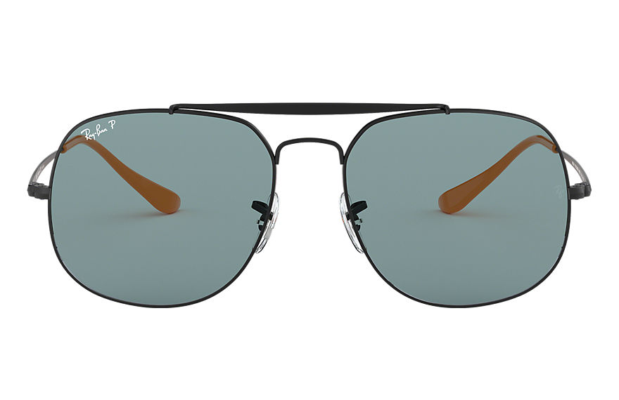 Ray-Ban  gafas de sol RB3561 MALE 008 general pop negro 8053672926736