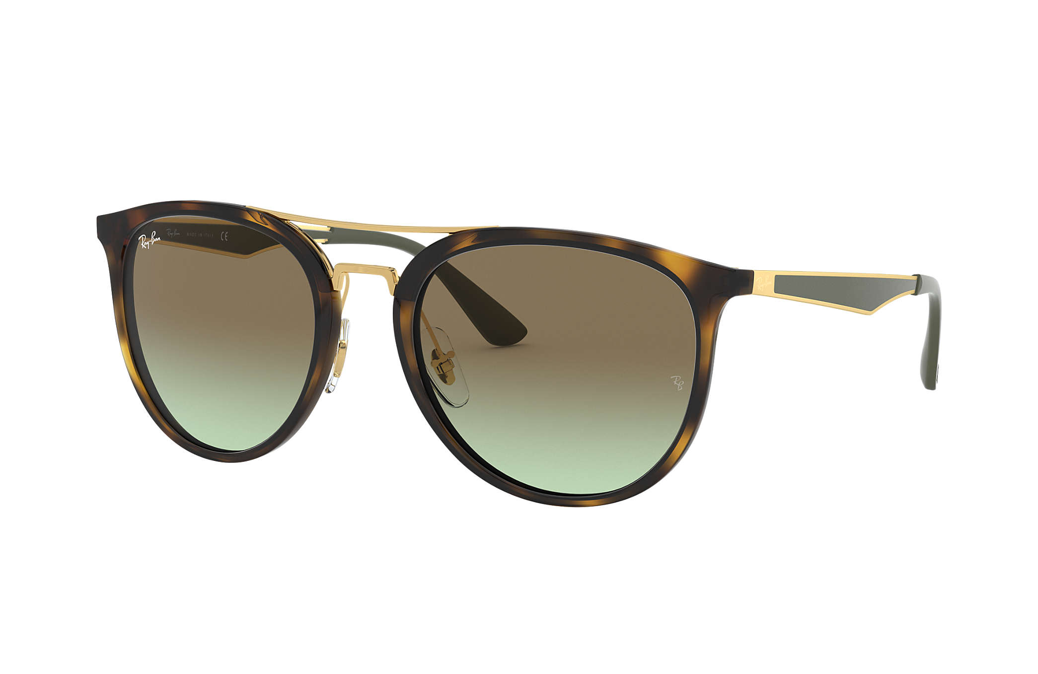 399d88bbd8 Ray-Ban RB4285 Tortoise - Injected - Brown Lenses - 0RB42856372E855 ...