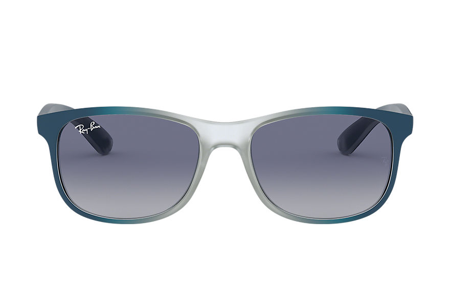 Ray-Ban  sunglasses RB4202 MALE 003 andy grijs 8053672927122