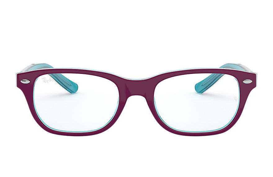 Ray-Ban  eyeglasses RY1555 CHILD 003 rb1555 purple reddish 8053672927238
