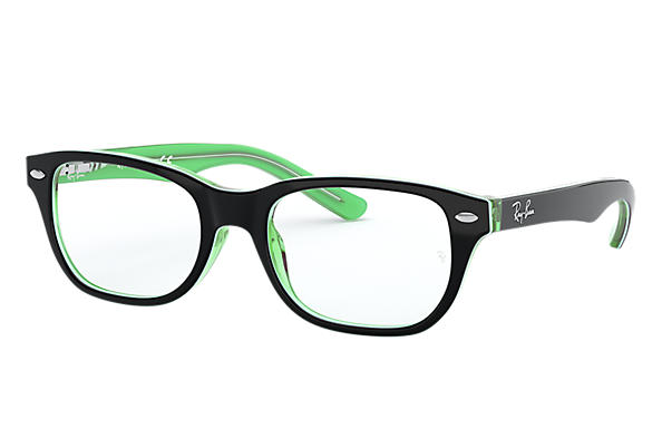 Ray-Ban 0RY1555-RB1555 Negro,Verde OPTICAL