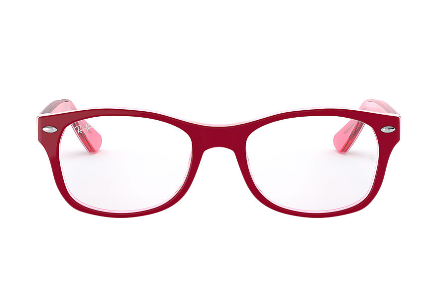 Ray-Ban  eyeglasses RY1528 CHILD 001 rb1528 bordeaux 8053672927283
