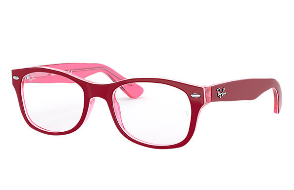 Ray-Ban 0RY1528-RB1528 Bordeaux,Pink OPTICAL