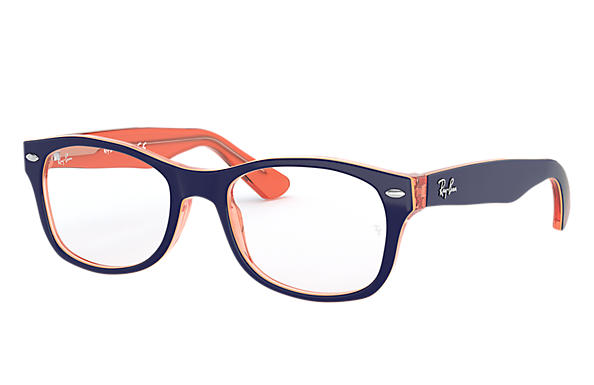Ray-Ban 0RY1528-RB1528 Azul,Naranja OPTICAL