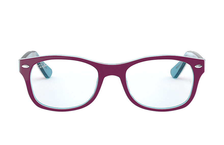 Ray-Ban  eyeglasses RY1528 CHILD 003 rb1528 purple reddish 8053672927320