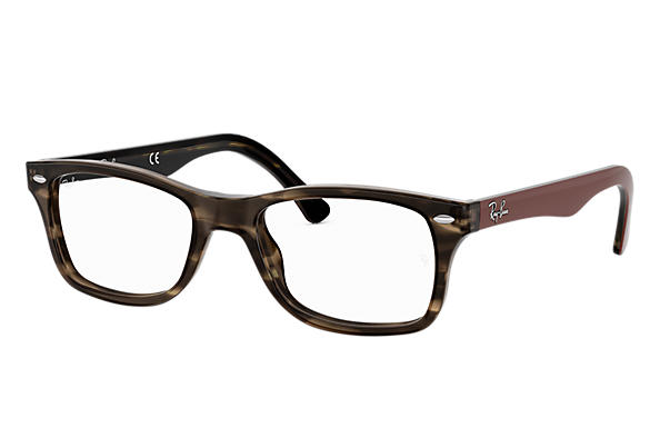 Ray-Ban 0RX5228-RB5228 Havane; Marron OPTICAL