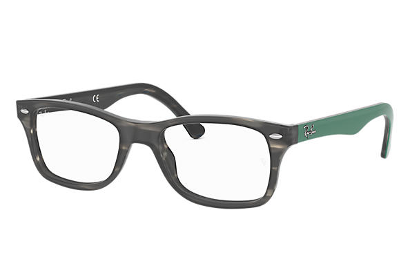 Ray-Ban 0RX5228-RB5228 Tortoise; Green OPTICAL