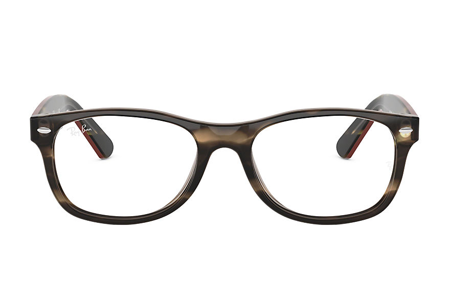 Ray-Ban  eyeglasses RX5184 UNISEX 001 new wayfarer optics tortoise 8053672927566