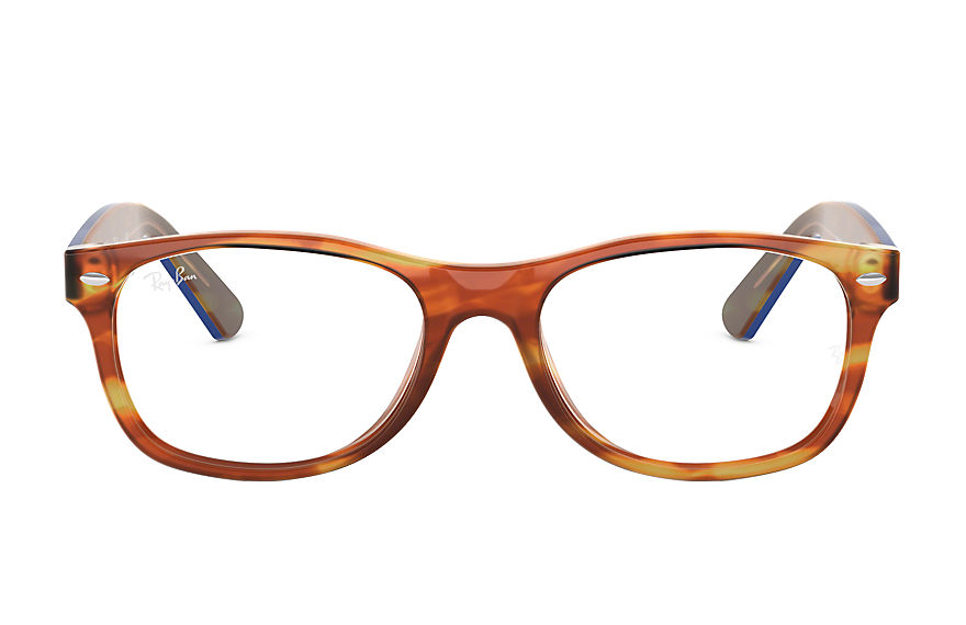 Ray-Ban  eyeglasses RX5184 UNISEX 002 new wayfarer optics tortoise 8053672927580