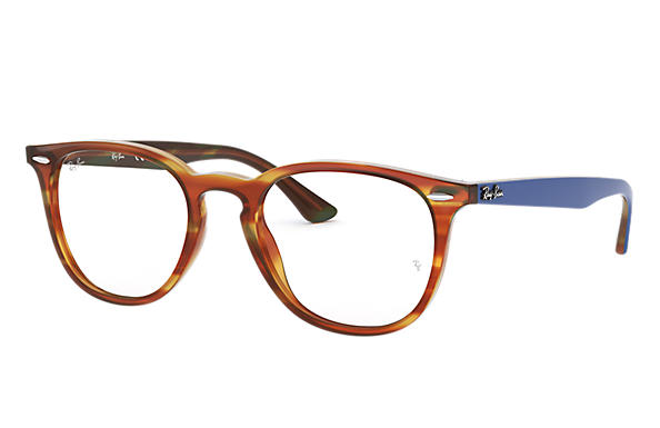 Ray-Ban 0RX7159-RB7159 Tartaruga; Blu OPTICAL