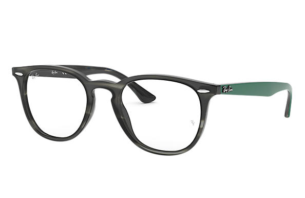 Ray-Ban 0RX7159-RB7159 Tortoise; Green OPTICAL