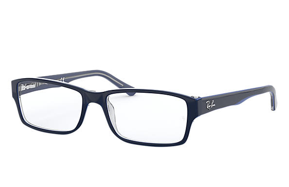 Ray-Ban 0RX5169-RB5169 Bleu,Noir; Bleu OPTICAL