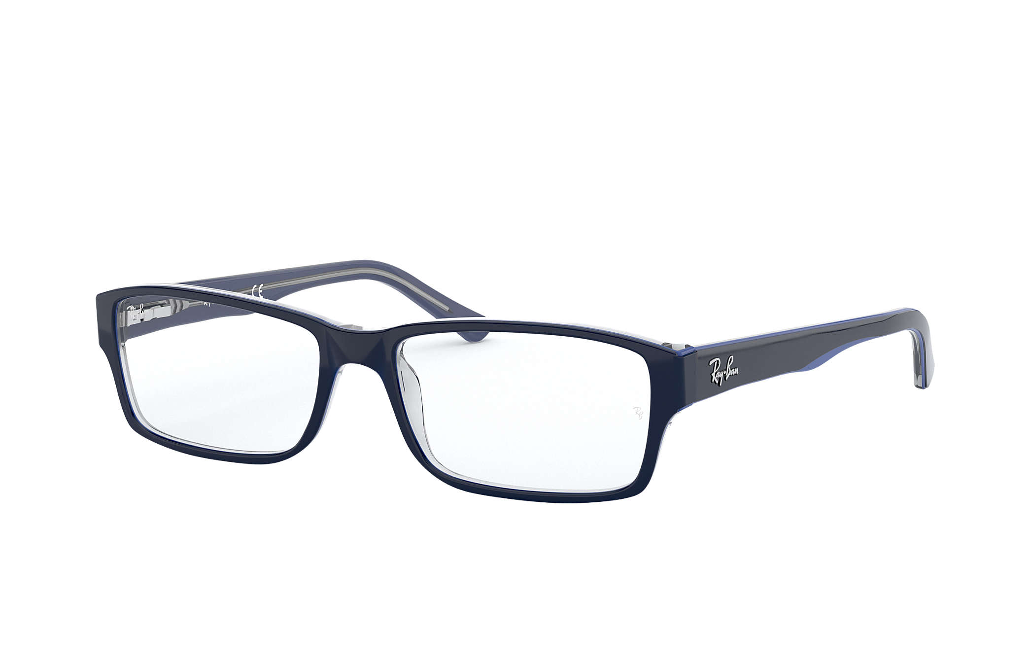 Glasögon Ray-Ban RB5169 Blå - Acetat - 0RX5169581552  07c20da5449c4