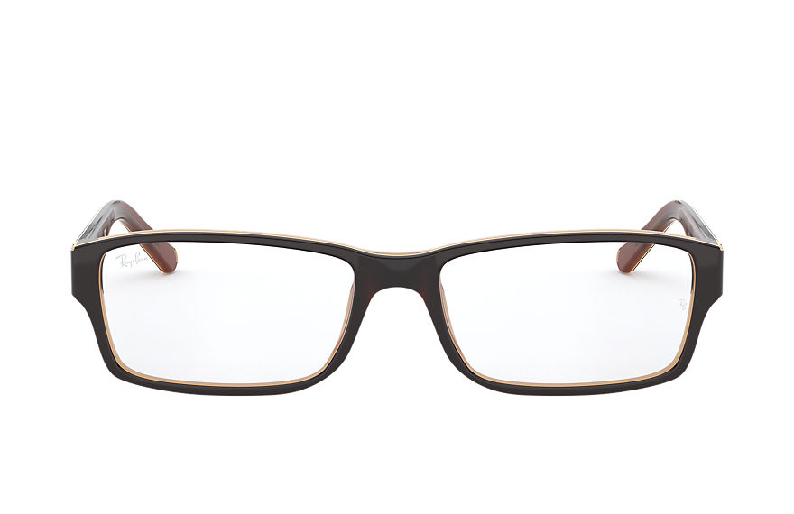 Ray-Ban  eyeglasses RX5169 MALE 003 rb5169 brown 8053672927894
