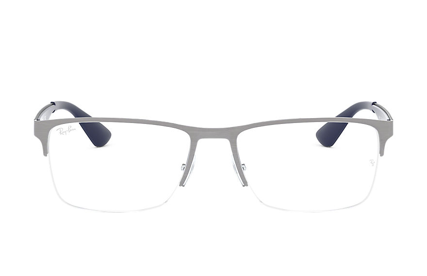 Ray-Ban  eyeglasses RX6335 MALE 003 rb6335 枪色 8053672927948