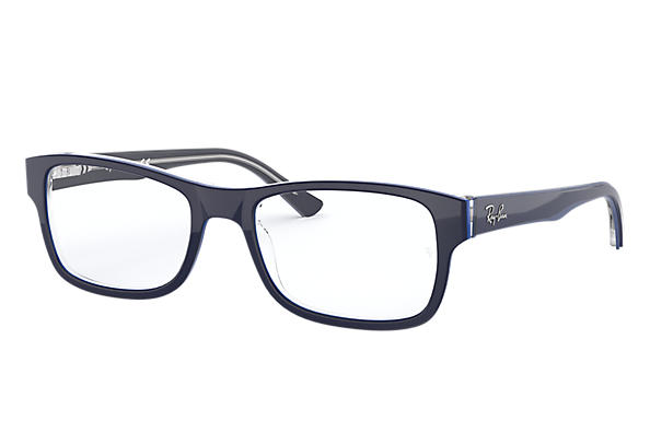 Ray-Ban 0RX5268-RB5268 Blue,Grey; Blue OPTICAL