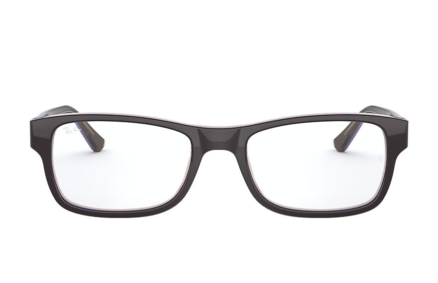 Ray-Ban  eyeglasses RX5268 UNISEX 005 rb5268 black 8053672928013