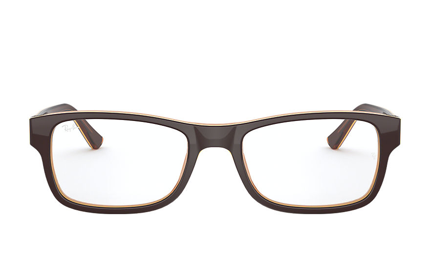 Ray-Ban  eyeglasses RX5268 UNISEX 006 rb5268 brown 8053672928075