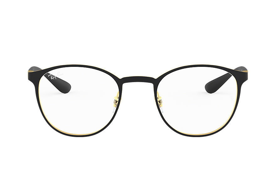 Ray-Ban  eyeglasses RX6355 UNISEX 001 rb6355 black 8053672928105