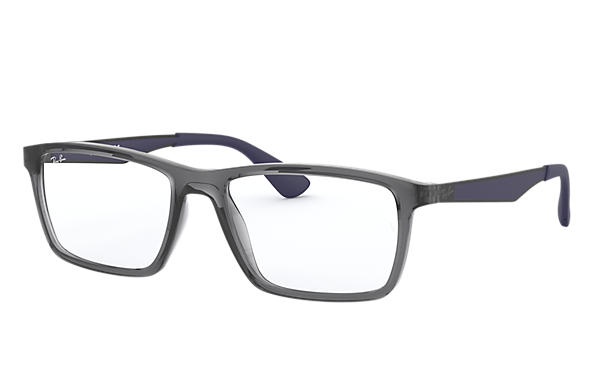 Ray-Ban 0RX7056-RB7056 Grigio; Nero,Blu OPTICAL