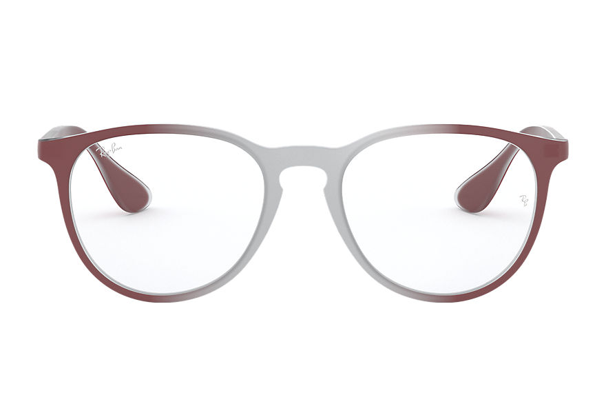 Ray-Ban  eyeglasses RX7046 FEMALE 005 erika optics bordeaux 8053672928327