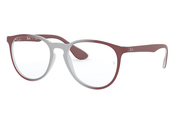 Ray-Ban 0RX7046-ERIKA OPTICS Bordeaux OPTICAL