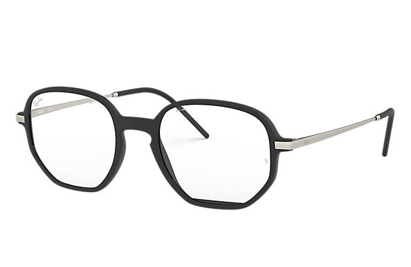 Ray-Ban 0RX7152-RB7152 Black; Silver OPTICAL