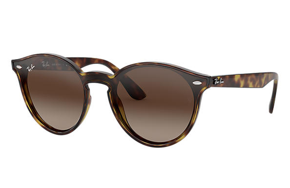 8d6ab10f75 Ray-Ban Blaze Rb4380n RB4380NF Tortoise - Nylon - Brown Lenses ...