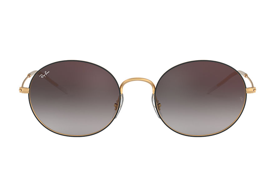 Ray-Ban RAY-BAN BEAT Black with Grey Gradient Mirror lens