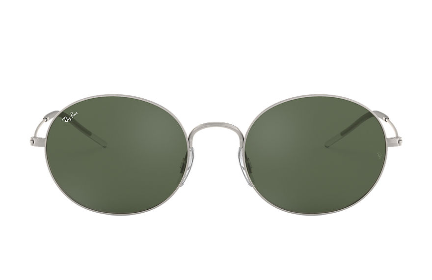Ray-Ban RAY-BAN BEAT Silver with Green Classic lens