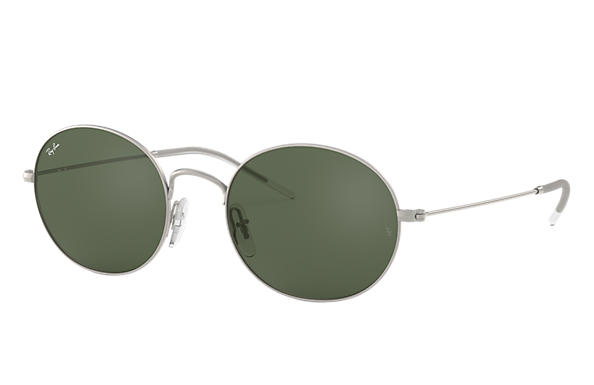 Ray-Ban 0RB3594-RAY-BAN BEAT Zilver SUN