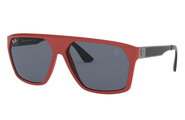 Ray-Ban 0RB4309M-SCUDERIA FERRARI COLLECTION RB4309M Red SUN