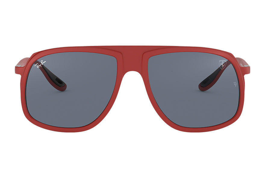 Ray-Ban  lunettes de soleil RB4308M MALE 006 scuderia ferrari collection rb4308m rouge 8053672932058