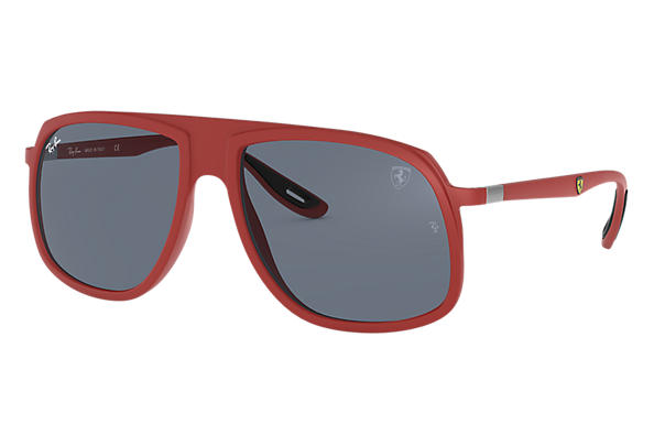 Ray-Ban 0RB4308M-SCUDERIA FERRARI COLLECTION RB4308M Rouge SUN