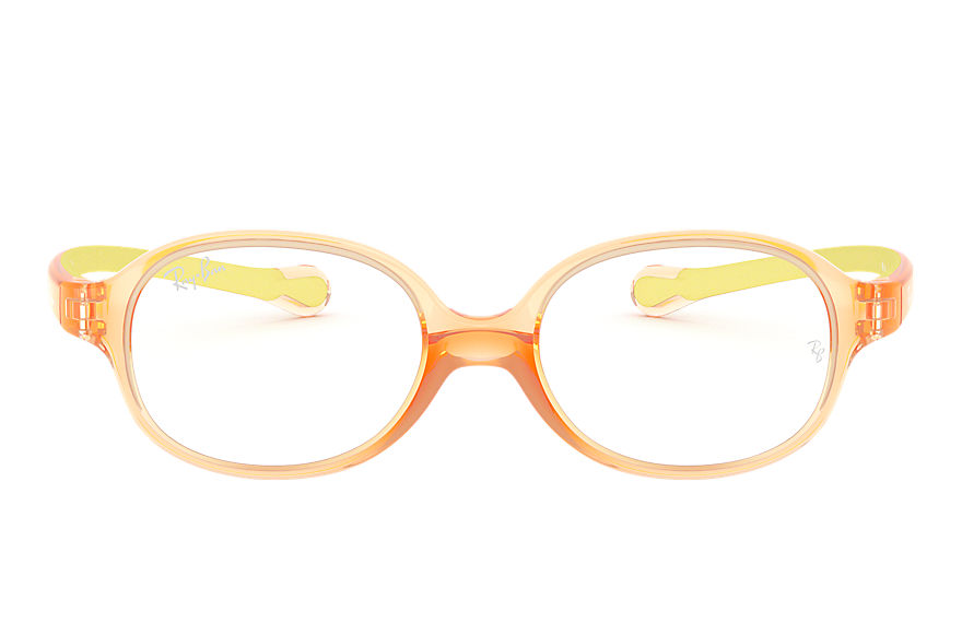 Ray-Ban  sehbrillen RY1587 CHILD 004 rb1587 orange 8053672940138
