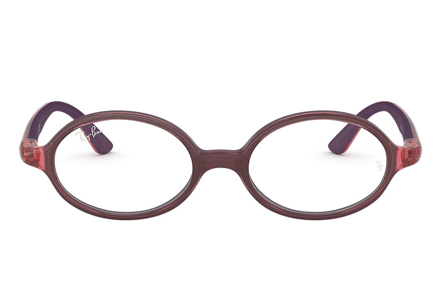 Ray-Ban Eyeglasses RB1545 Red