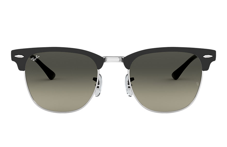 Ray-Ban  sunglasses RB3716 UNISEX 007 clubmaster metal black 8053672947588