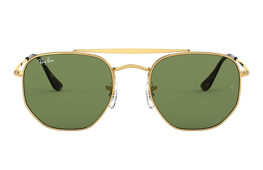 Ray-Ban  sunglasses RB3648 UNISEX 006 marshal gold 8053672954463