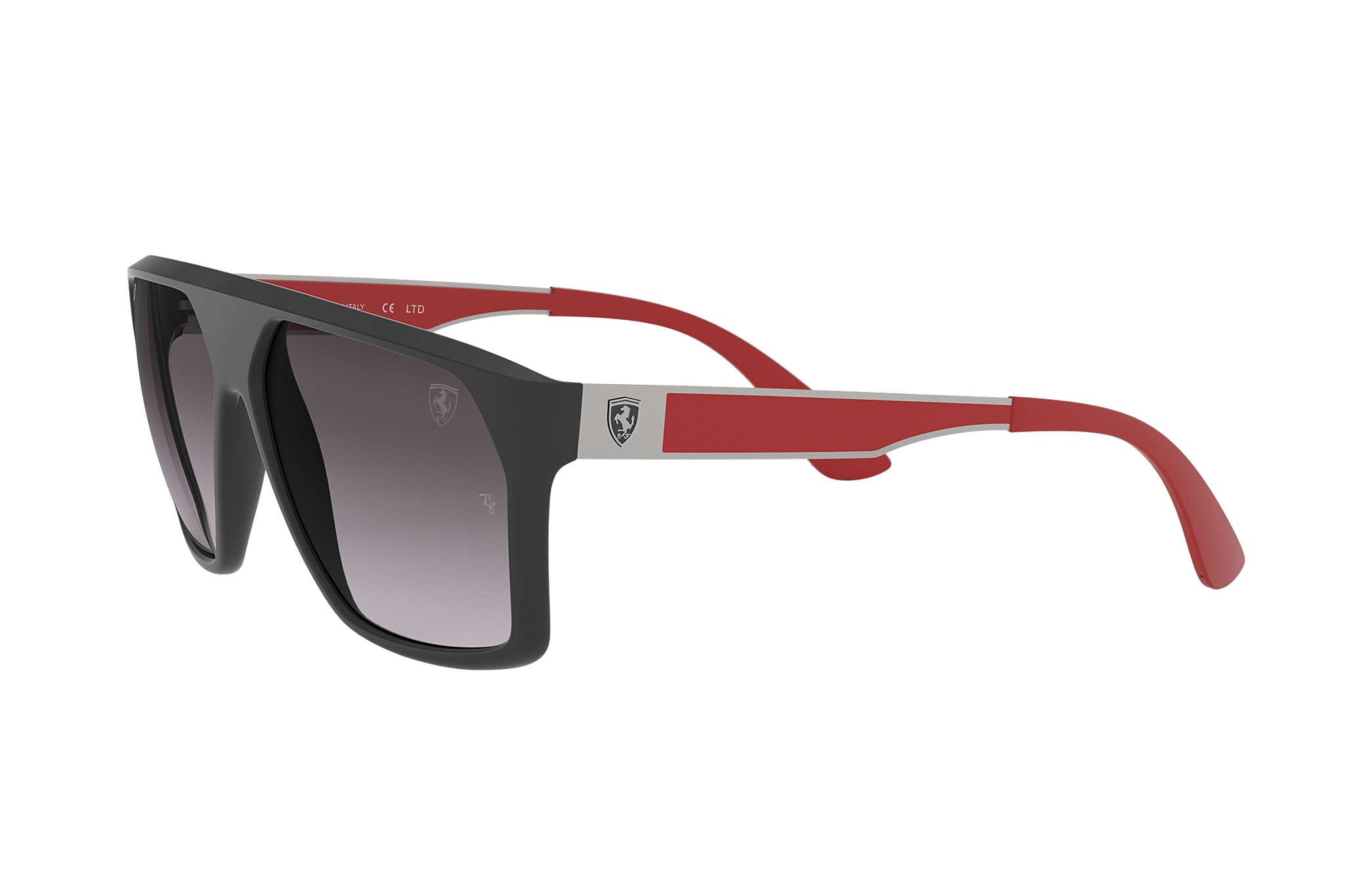 5d7c32bfa4e3 Ray-Ban Scuderia Ferrari Spain Limited Edition RB4309M Black - Peek ...
