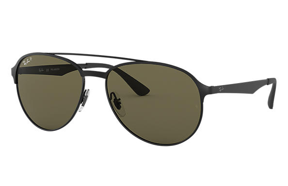 Ray-Ban 0RB3606-RB3606 Black SUN