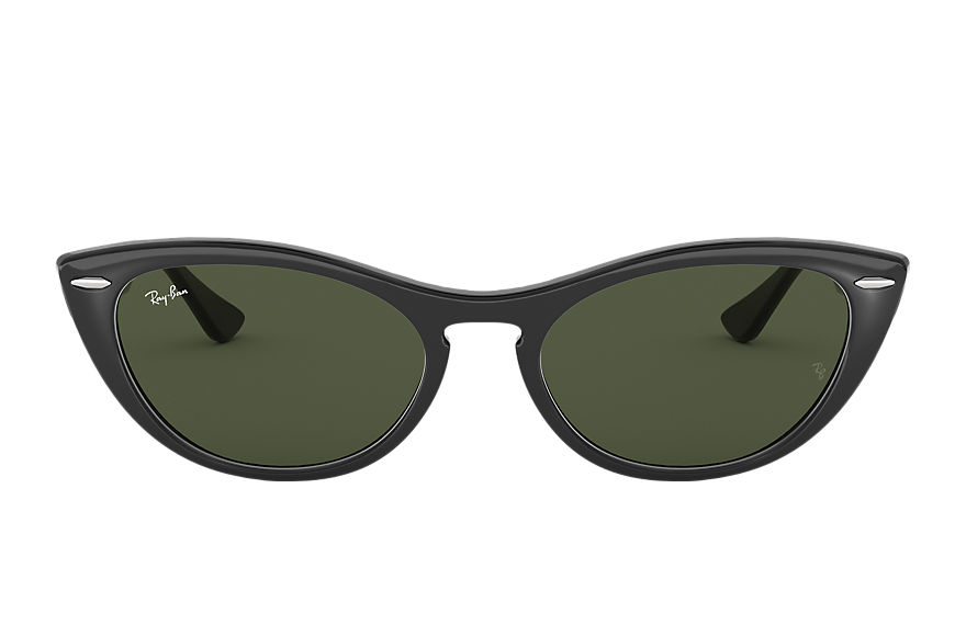 Ray Ban Wayfarer Ii Classic RB2185 Black Acetate Green