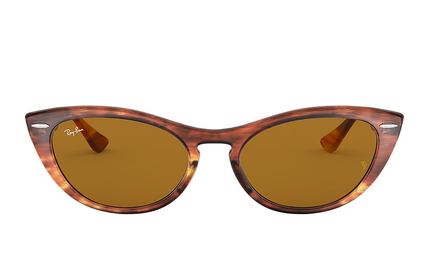 Ray-Ban  sunglasses RB4314N FEMALE 008 nina tortoise 8053672970715