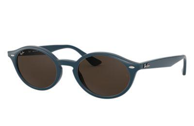 Comprar Ray-Ban Gafas-de-sol RB4315 Azul con lente Marrón Clásica B-15