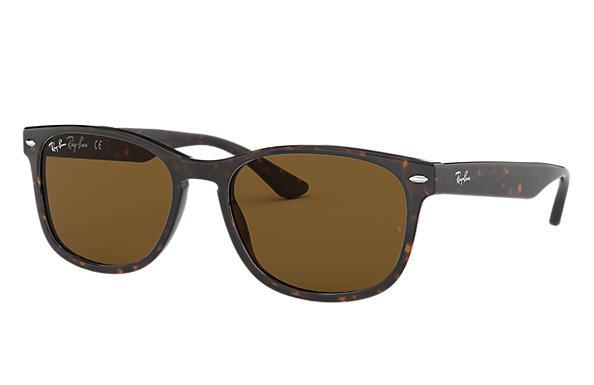 75cc949d43 Ray-Ban RB2184 Tortoise - Acetate - Brown Lenses - 0RB2184902 3357 ...