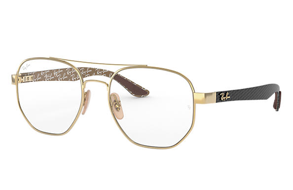 Ray-Ban 0RX8418-RB8418 Oro; Negro,Marrón OPTICAL